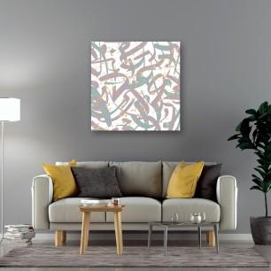 Canvas - Arabic Caligraphy