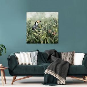 Canvas - Cloud Forest