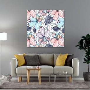 Canvas - Floral