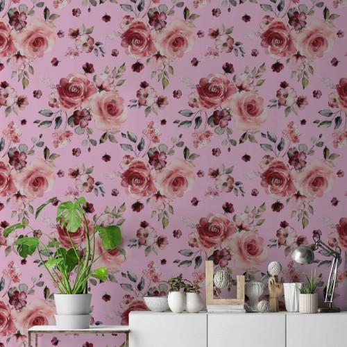 Queen's Gambit - Pink Roses