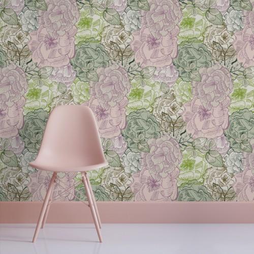 BloomBloom – Vintage Green