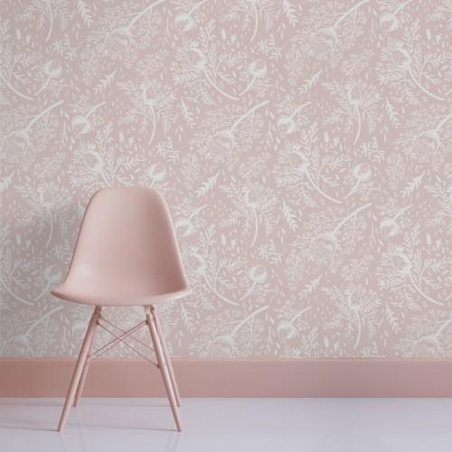 Silver Buds – Spring Pink