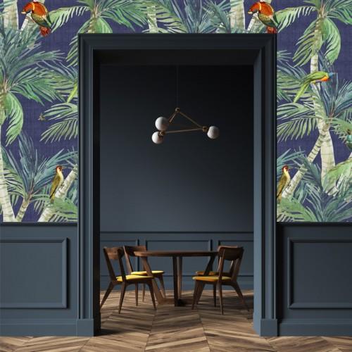 Palm Exotic Birds