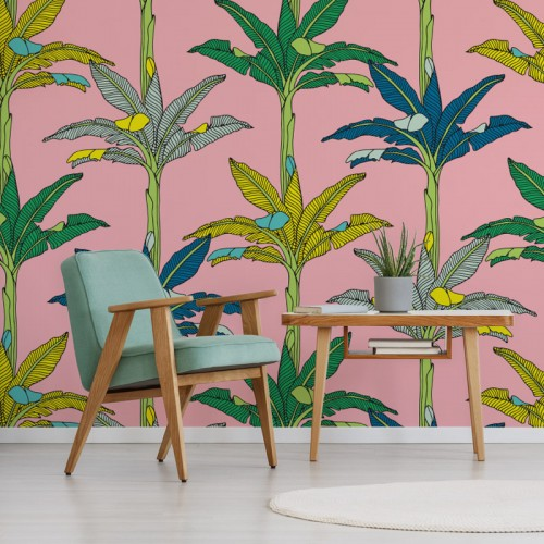 Palms – Pink