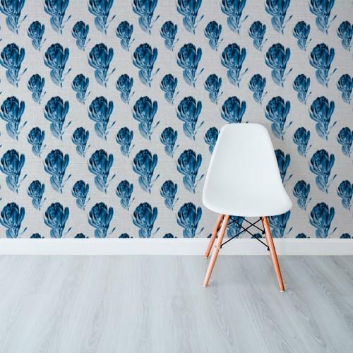 Protea Grandiceps Blue