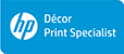Hp decor print specialist